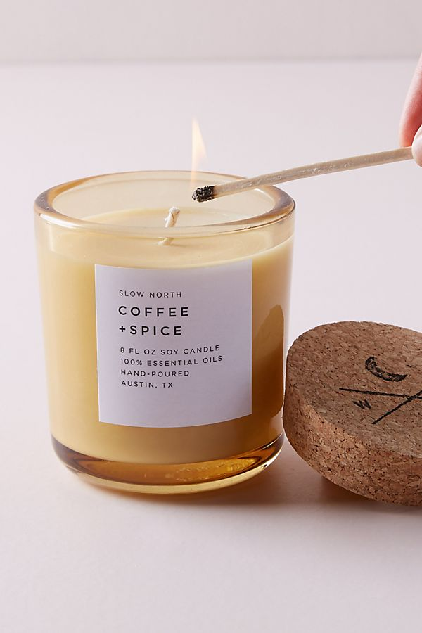 Coffee & Spice Candle
