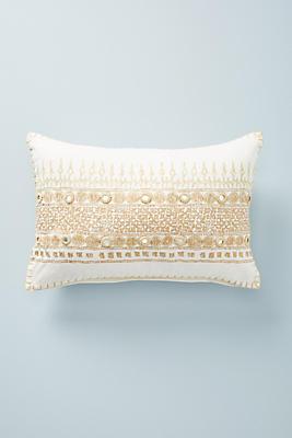 Slide View: 1: John Robshaw Primrose Pillow