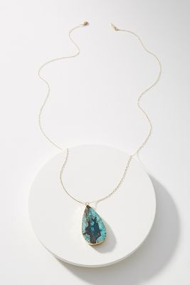 Richmond Pendant Necklace by Anthropologie