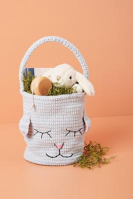 Slide View: 1: Woven Easter Basket