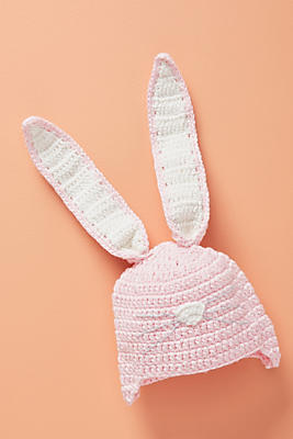 Slide View: 1: Easter Baby Hat