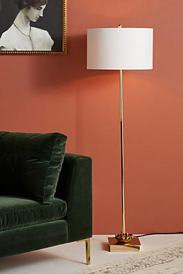 Slide View: 1: Adeline Floor Lamp