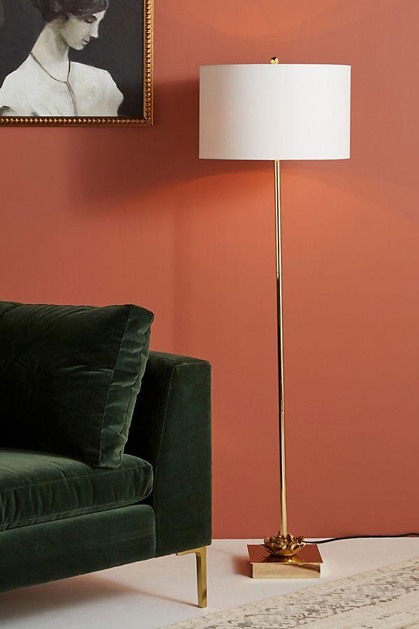 Slide View: 1: Adeline Floor Lamp