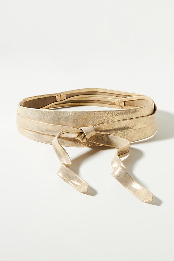 Ada Classic Wrap Belt In Assorted