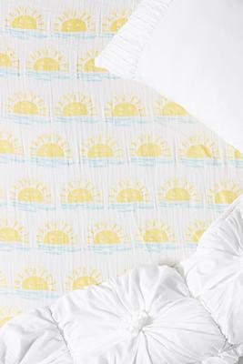Slide View: 1: Sunshine Crib Sheet