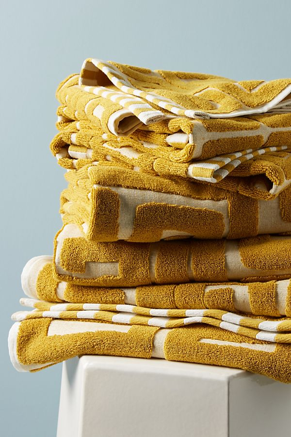 Slide View: 2: Camille Towel Collection