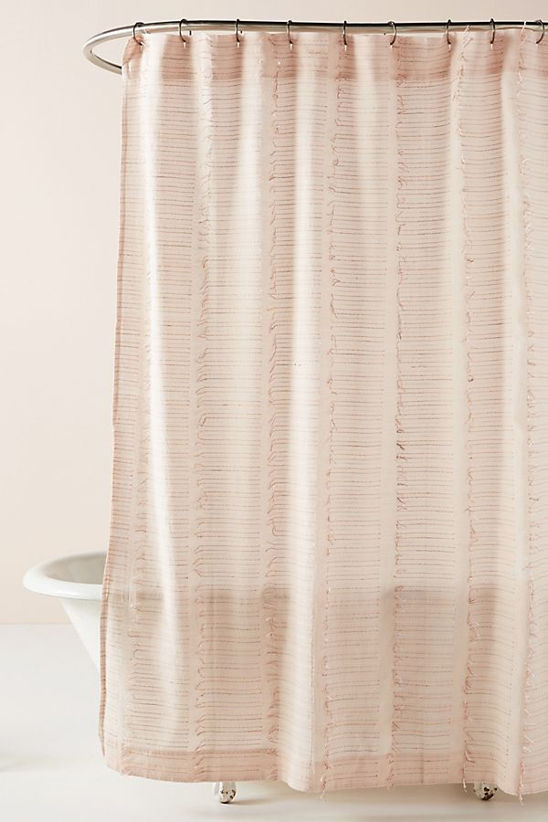 Slide View: 1: Libby Shower Curtain
