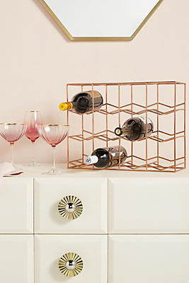 Slide View: 1: Camellia Wine Rack