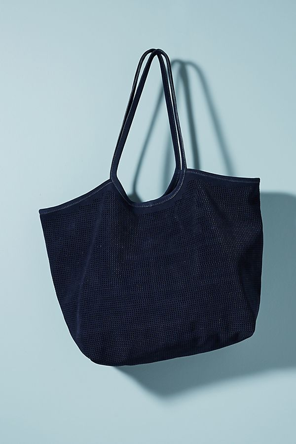 Slide View 1 Rico Perforated Tote Bag