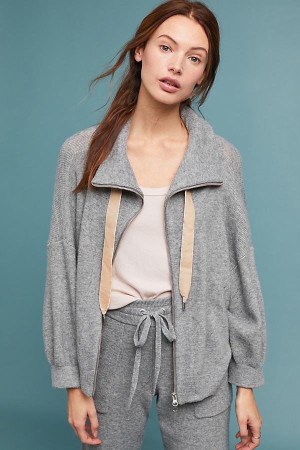 Windermere Hoodie - Grey, Size M