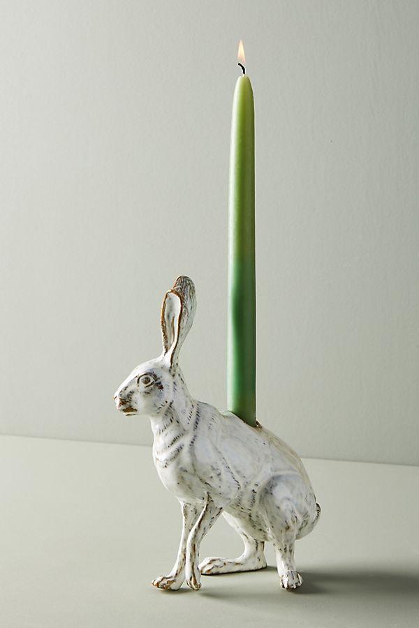 Slide View: 1: Bunny Taper Holder