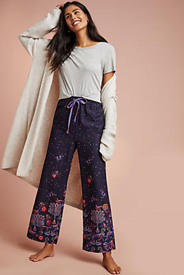 Slide View: 1: Floreat Festive Flannel Sleep Pants