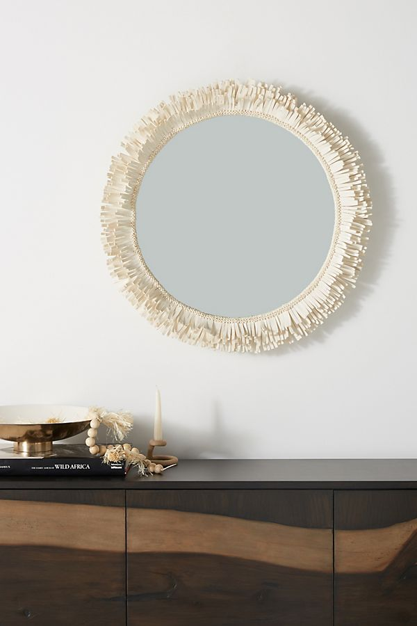 Slide View: 1: Fringed Mirror