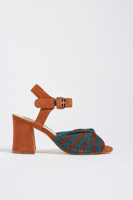 0f0bf7f32d Matiko Striped Platform Sandals | Anthropologie