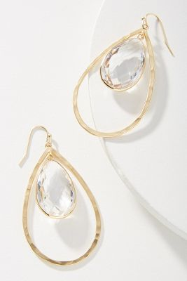 Tunisia Drop Earrings by Anthropologie