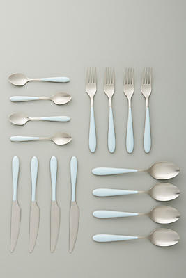 Slide View: 1: Stella Flatware Set