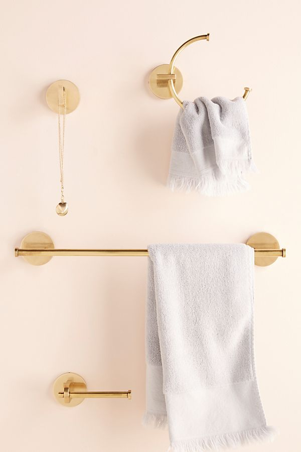 Slide View: 2: Bridgette Towel Rod