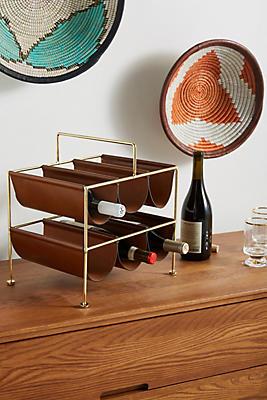 Slide View: 1: Spencer Wine Rack