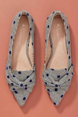 d1340cd5919 Anthropologie Blake Pointed Toe Flats  118