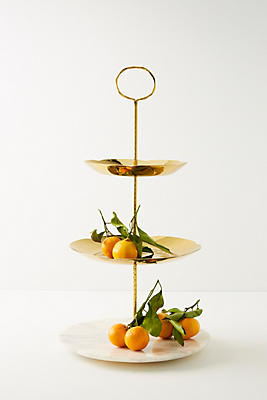 Slide View: 1: Mera Serving Stand