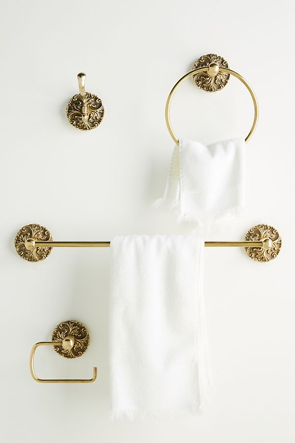 Slide View: 2: Palais Towel Bar