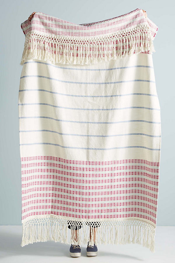 Shayna Throw Blanket - Assorted