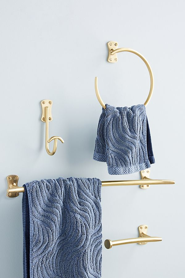 Slide View: 2: Ellie Towel Bar