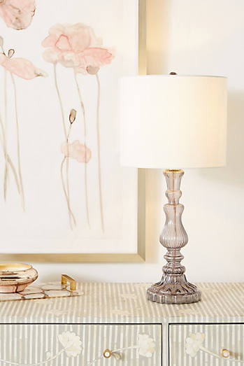 Pink Unique Table Lamps Table Lamps Anthropologie