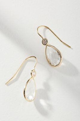 Vera Mini Drop Earrings by Anthropologie