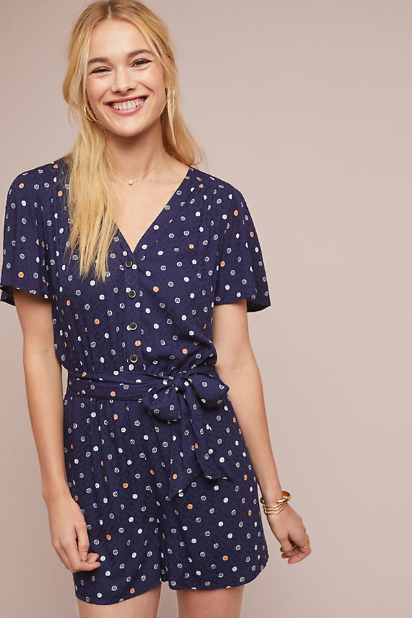Bartlett Playsuit - Assorted, Size Xs
