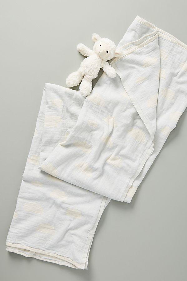 Slide View: 1: Hamamlique Baby Blanket