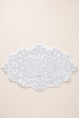 Slide View: 1: Tufted Isabella Bath Mat