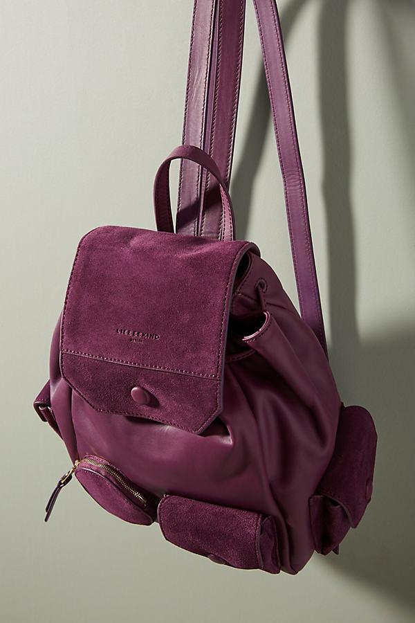 Liebeskind Backpack - Purple