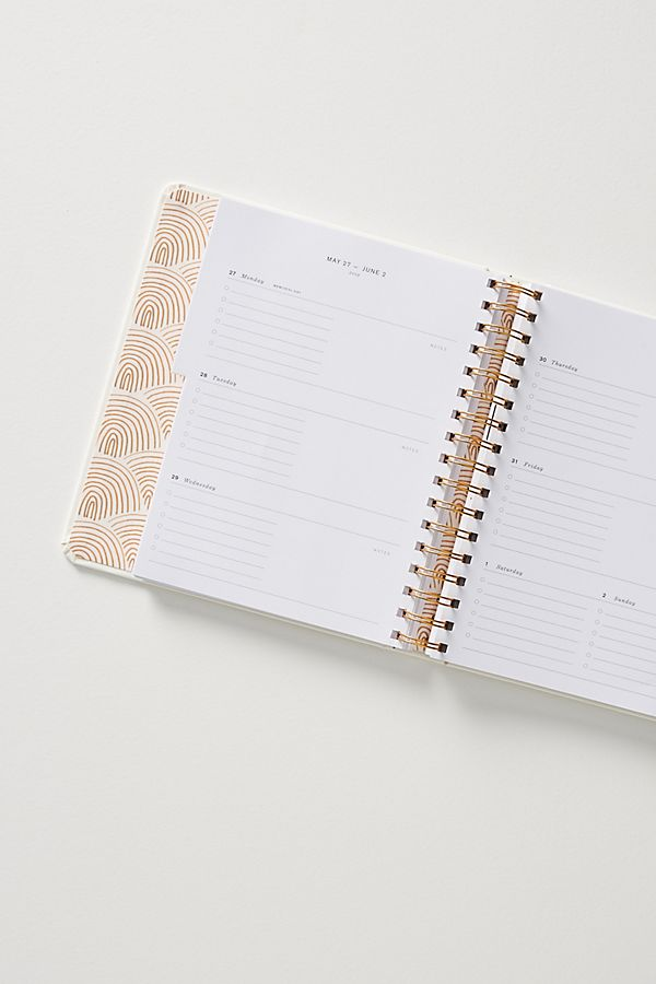 ashley mary celestial 2019 12 month planner anthropologie