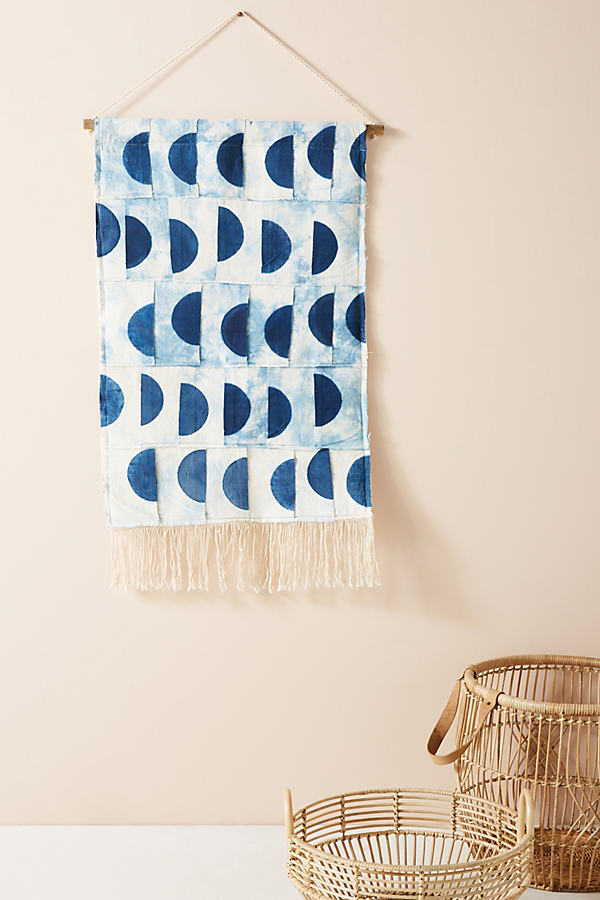 Eira Wall Hanging - Blue