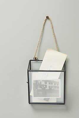 Slide View: 1: Hanging Pocket Frame