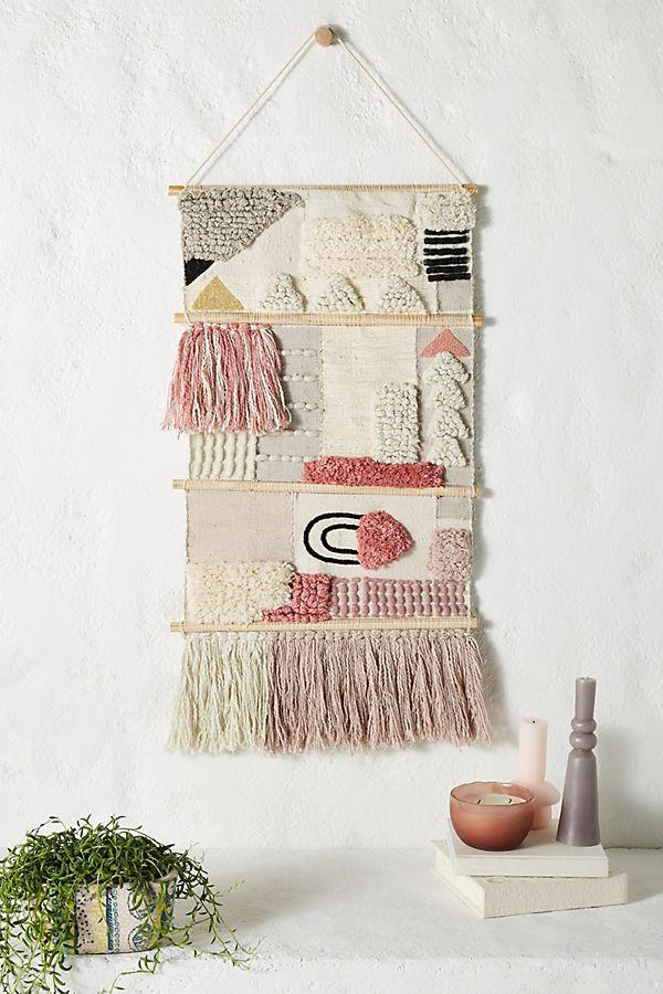 Slide View: 1: Gillian Wall Hanging