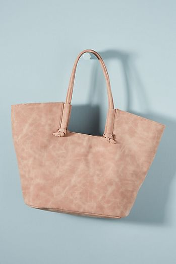 Kaitlyn Knotted Tote Bag