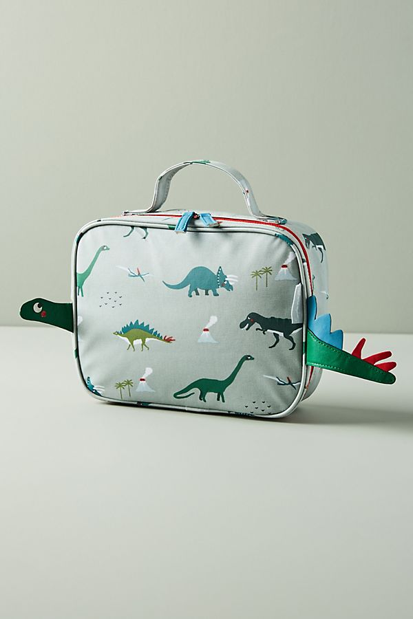 Slide View: 1: Dinosaur Lunch Box