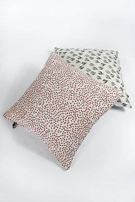 Slide View: 1: Hedgehouse Normandy Throw Pillow