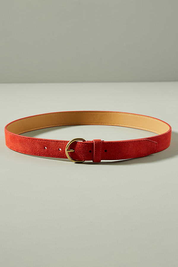 Ruby Belt - Red, Size M