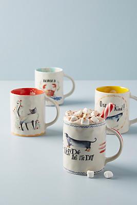 Slide View: 2: Lucy Eldridge Charming Mug