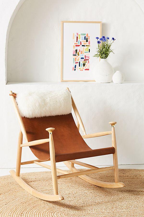 Slide View: 1: Sydney Rocking Chair