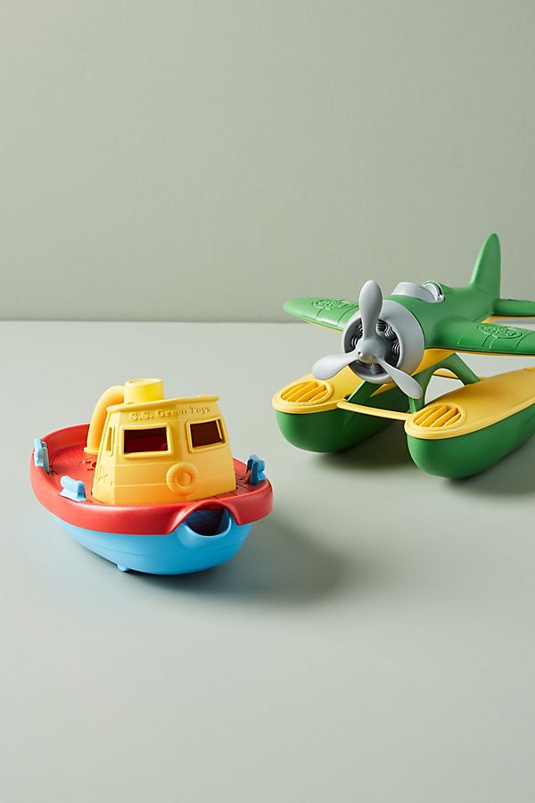 Slide View: 2: Tug Boat Toy