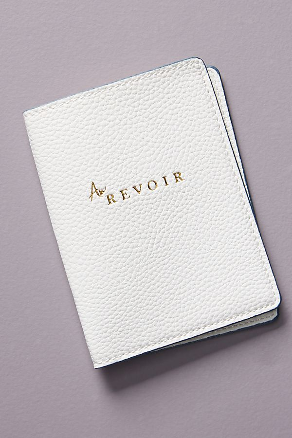 Slide View: 1: Au Revoir Passport Holder