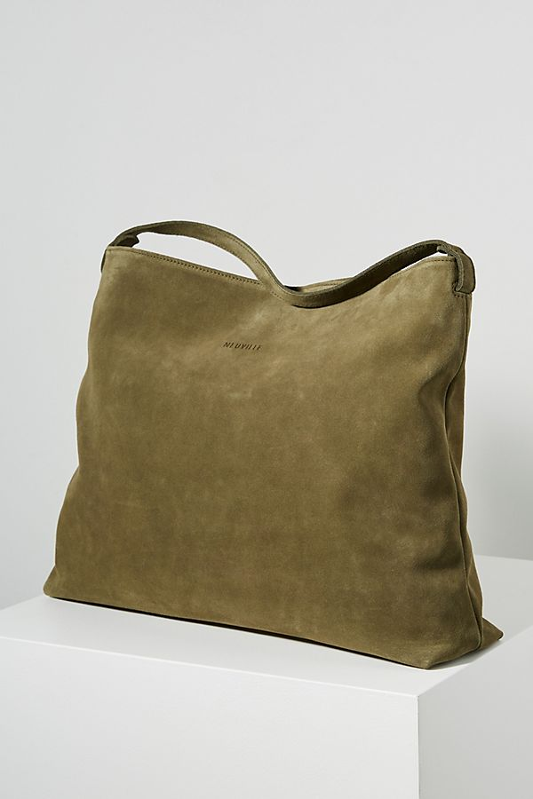 Slide View 1 Neuville Milan Slouchy Tote Bag