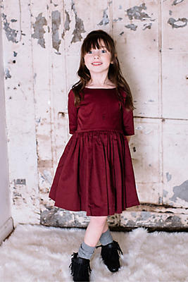 Slide View: 1: Marin + Morgan Alison Dress