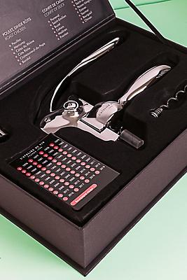 Slide View: 1: Lâ??Atelier du Vin Oeno Sommelier Gift Box