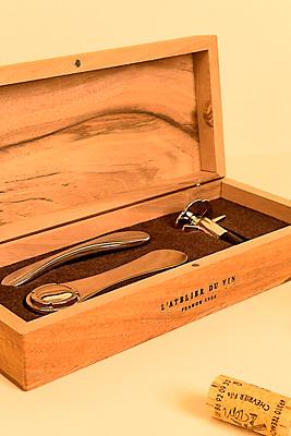 Slide View: 1: Lâ??Atelier du Vin Wine Essentials Mini Gift Box