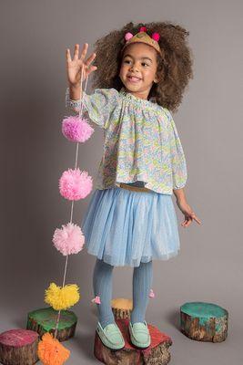 17f1f7facc5 Rylee + Cru Flower Field Button Front Midi Skirt